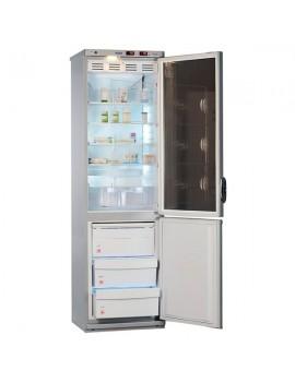 Шкаф холодильный комбинированный Позис ХЛ-340 лабораторный