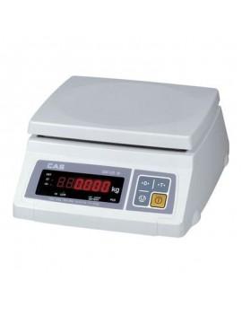 Весы электронные CAS SW-2 порционные