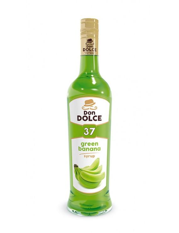 Сироп Зеленый Банан 0,7 л Дон Дольче