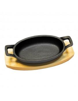 Чугунная посуда для порционной подачи