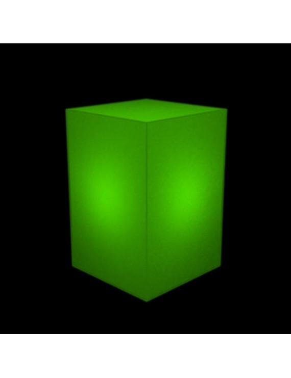 Банкетка Куб MRO C446 IN (зеленый)
