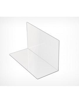 Разделитель пластиковый с L-загибом DIV-L 270169-0350