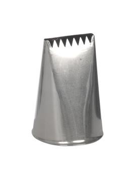 Насадка кондитерская «Лента гофрированная» 30 мм [BD 301]