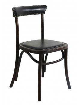 Стул «Амьен» с мягким сиденьем (деревянный каркас)