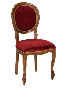 Стул «Барбадос» с мягким сиденьем (деревянный каркас)