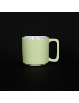 Кружка «Corone Caffetteria» 200 мл зеленый
