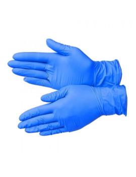 Перчатки нитриловые неопудренные размер L (в упаковке 100 шт.) [172290]