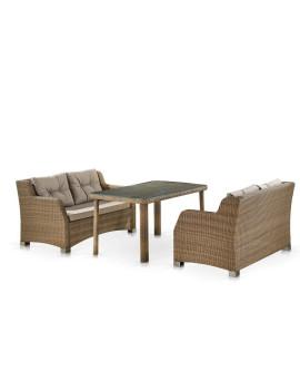 Комплект мебели «Самуи-2» из искусственного ротанга