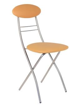 Стул складной Агап с мягким сиденьем
