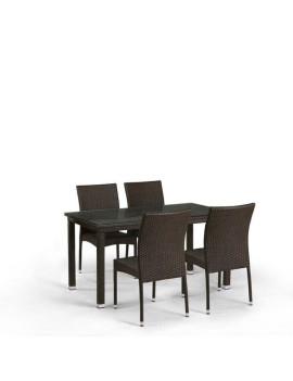Комплект мебели «Коста» из искусственного ротанга