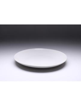 Тарелка без бортов Tvist Ivory 266 мм