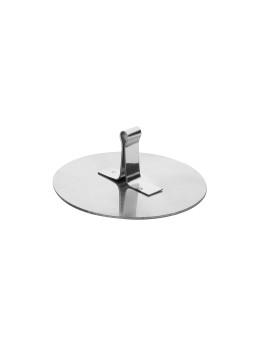 Крышка к форме для выпечки/выкладки «Круг» 80 мм