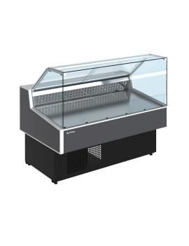 Витрина холодильная CRYSPI ВПС Octava Q 1200 (RAL 7016)