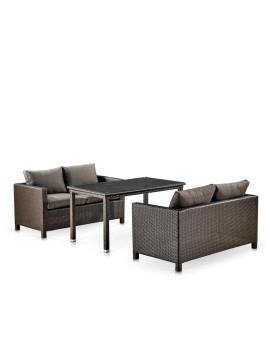 Комплект мебели «Самуи-1» из искусственного ротанга
