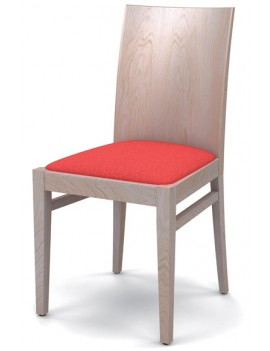 Стул «Ямато-1» с мягким сиденьем (деревянный каркас)