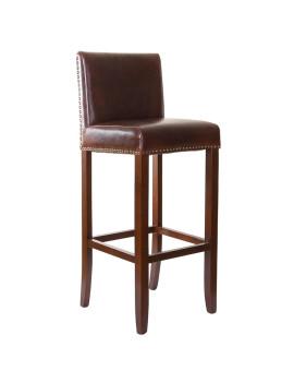 Стул барный «Порту» с мягким сиденьем