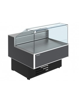 Витрина универсальная CRYSPI Sonata Quadro SN 1500 LED (RAL7016)