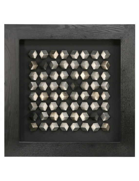 Панно «64 куба»
