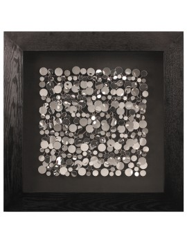 Панно «Монеты квадрат»