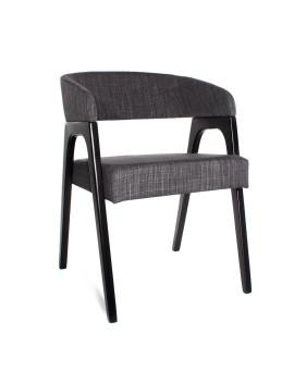 Стул «Бейлис» с мягким сиденьем (деревянный каркас)
