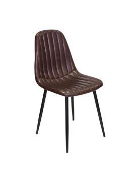 Стул «Стефан SP» с мягким сиденьем (окрашенный каркас)