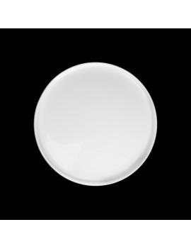 Тарелка мелкая с бортами 200 мм «Corone» [LQ-QD0918A]