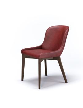 Стул Marco с мягким сиденьем (деревянный каркас)