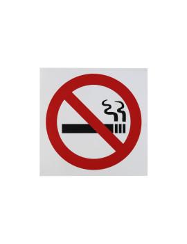 Информационная наклейка «Не курить» 200х200 мм