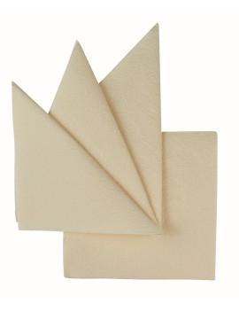 Салфетки бумажные шампань 330х330 мм 300 шт
