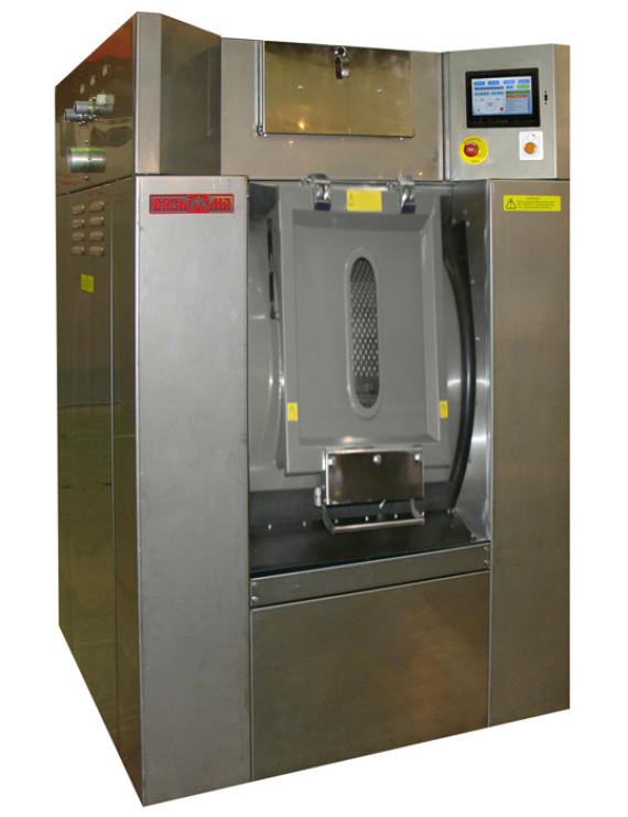 Машина стирально-отжимная «Вязьма» ЛБ-20П барьерного типа