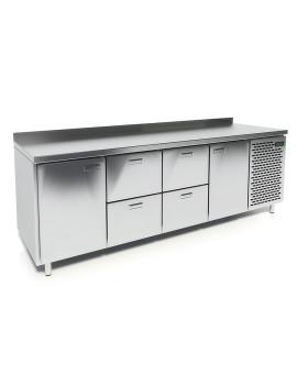 Стол охлаждаемый CRYSPI СШС-4,2-2300