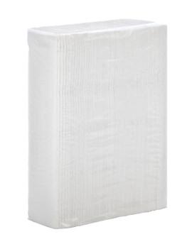 Полотенца бумажные двухслойные 200 листов Z-сложения