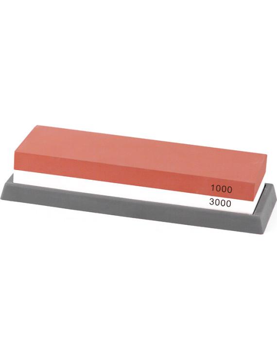 Камень точильный комбинированный 1000/3000 Premium Luxstahl [T0852W]