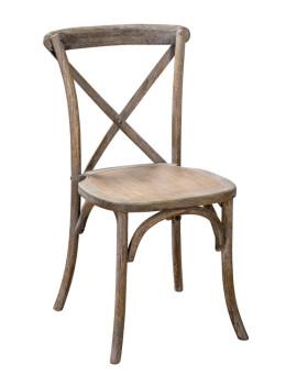 Стул «Ницца» с жестким сиденьем (деревянный каркас)