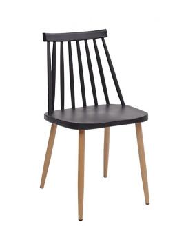 Стул «Эсел» с жестким сиденьем (ножки стальные)