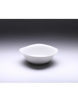 Салатник квадратный Tvist Ivory 168 мм