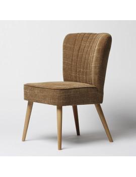Стул «Daze» с мягким сиденьем (деревянный каркас)