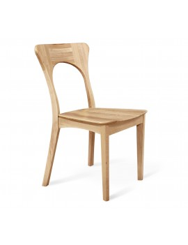 Стул «SHT-S63 БУК» с жестким сиденьем (деревянный каркас)