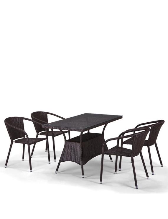 Комплект мебели «Коста-2» из искусственного ротанга