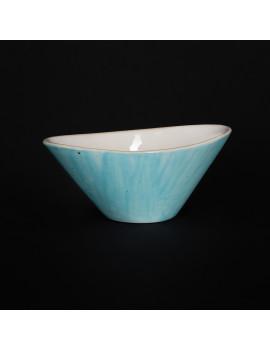 Емкость для соуса 85 мл голубая «Corone Natura»