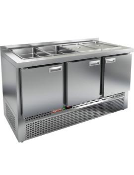 Стол охлаждаемый для салатов SLE3-111GN