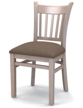 Стул «Ливерпуль» с мягким сиденьем (деревянный каркас)