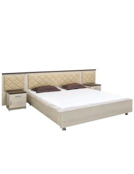 Комплект мебели для спальни с двухспальной кроватью