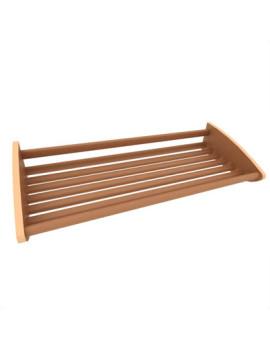 Полка хлебная высокая 1250 мм деревянная