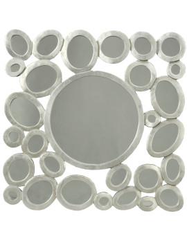 Панно «Кольца с зеркалами»