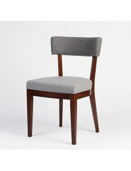 Стул «Чинкуанта» с мягким сиденьем (деревянный каркас)