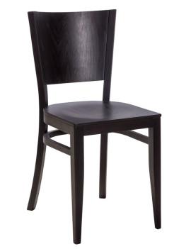 Стул «Бельз» с жестким сиденьем (деревянный каркас)