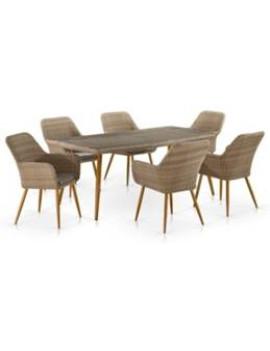 Комплект мебели «Майорка-1» из искусственного ротанга