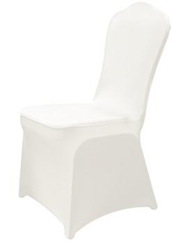 Чехол универсальный на стул из бифлекса цвет шампань