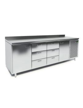 Стол охлаждаемый CRYSPI СШС-6,2 GN-2300